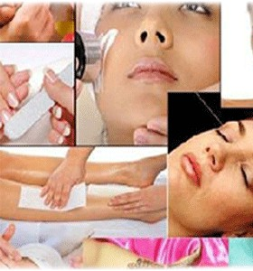 BEAUTY PARLOUR PRODUCTS