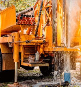BOREWELL DRILLING And FIXING POSITIONS