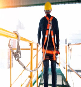 SAFETY And PROTECTION EQUIPMENTS