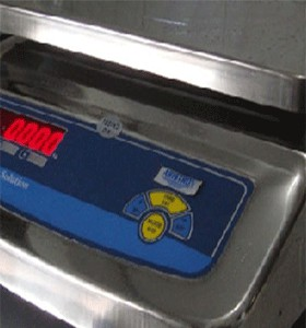 WEIGHING ITEMS