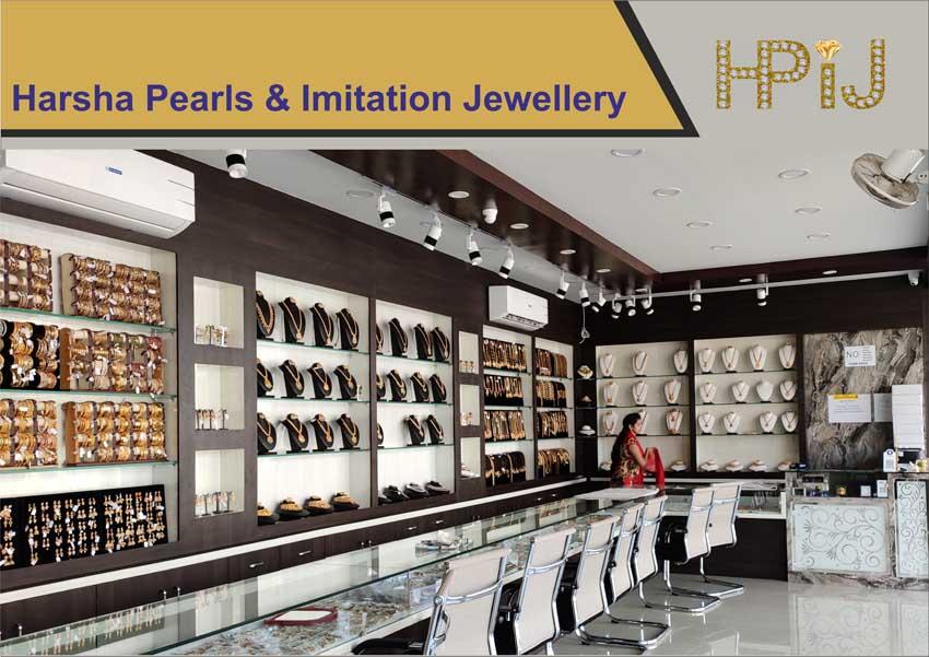 Harsha Pearls Imitation Jewellery See Global